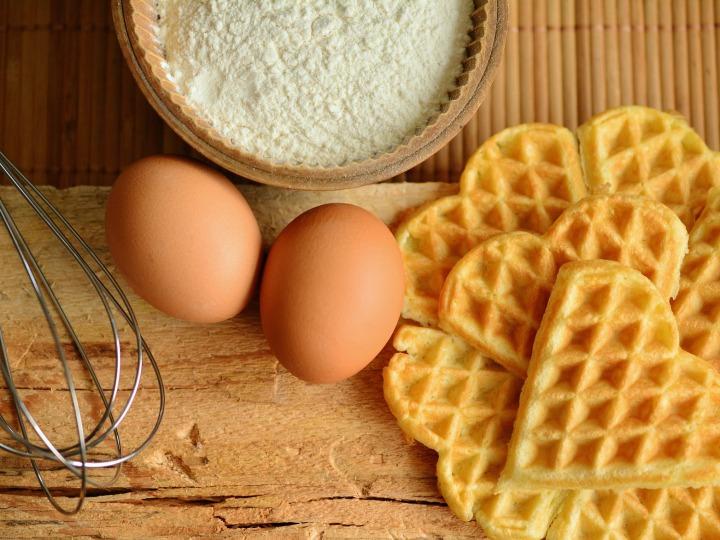 waffle healthy eating
