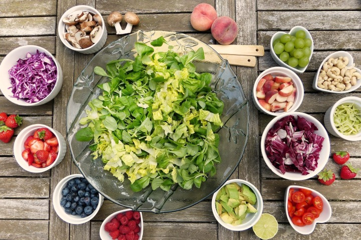 salad diet healthy lifestyle montreal dietitian